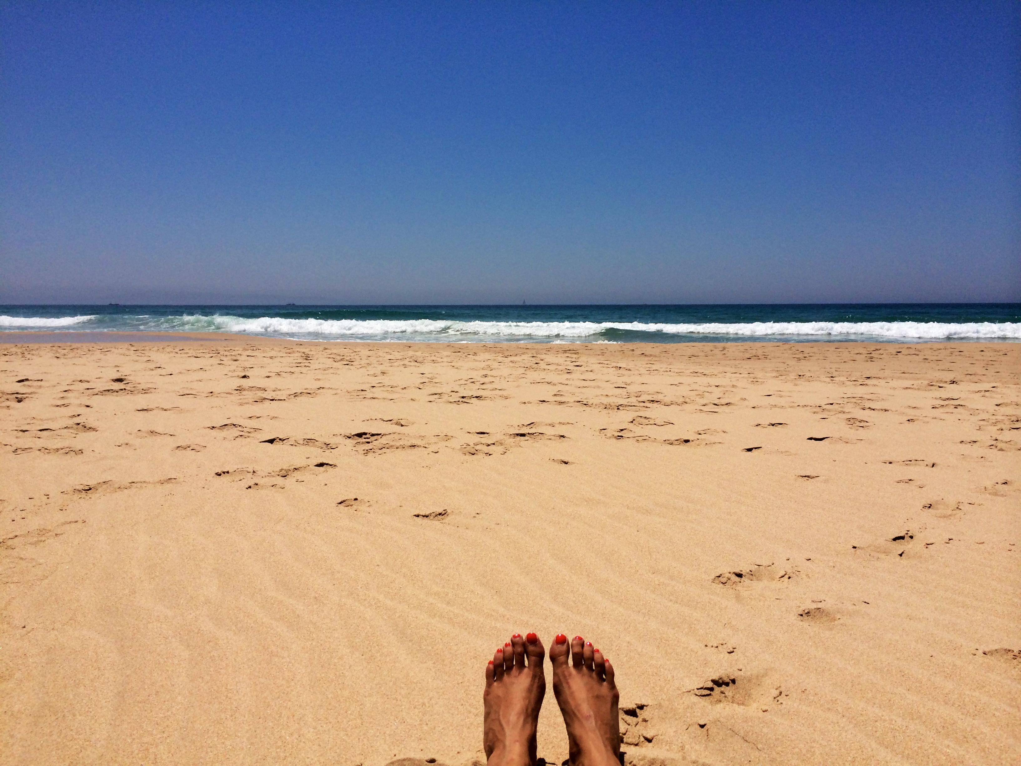 Amantes de la playa y la naturaleza